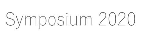 Logo Symposium 2020